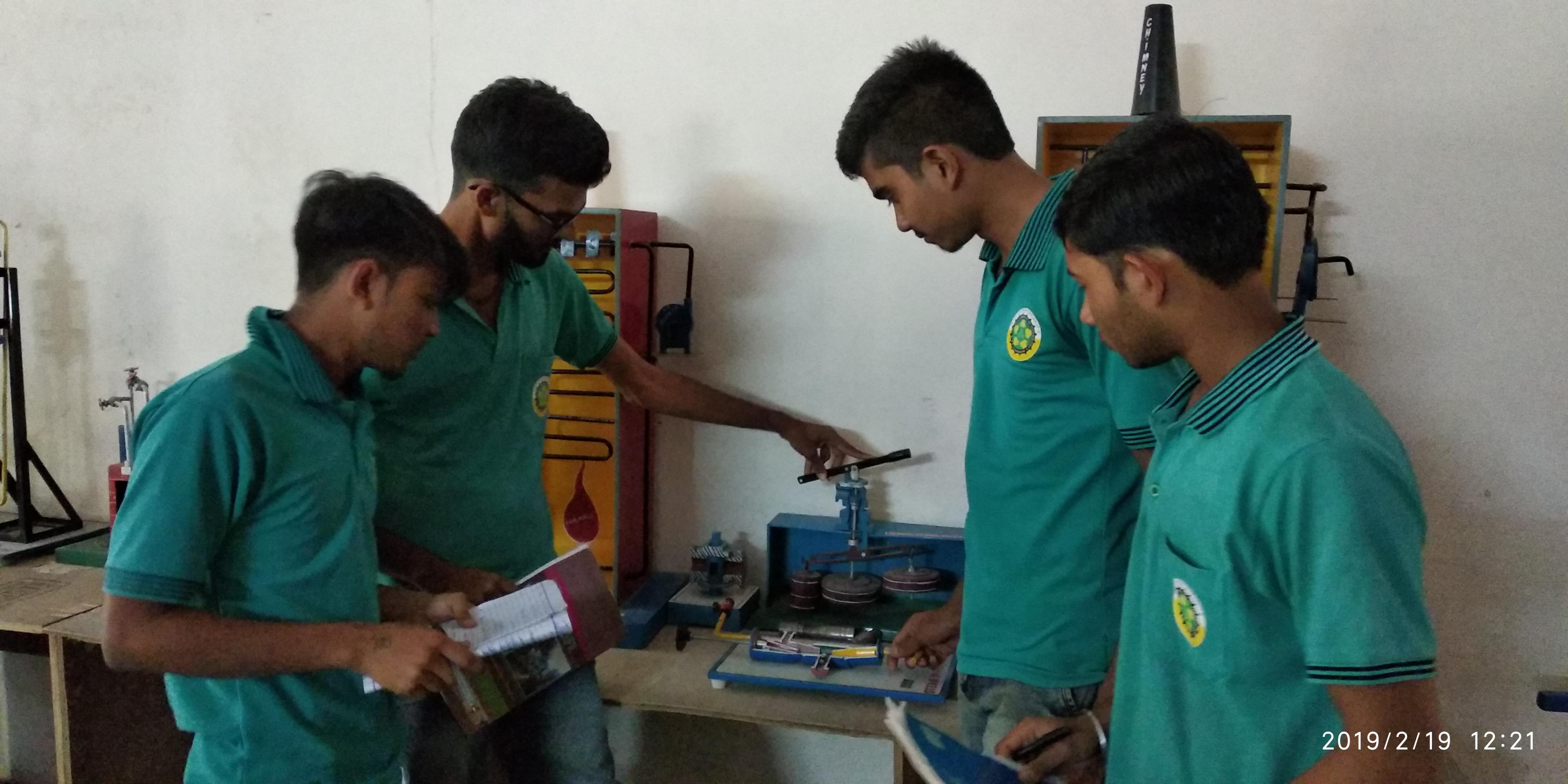 Mechanical Lab